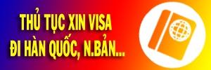 thủ tục xin visa
